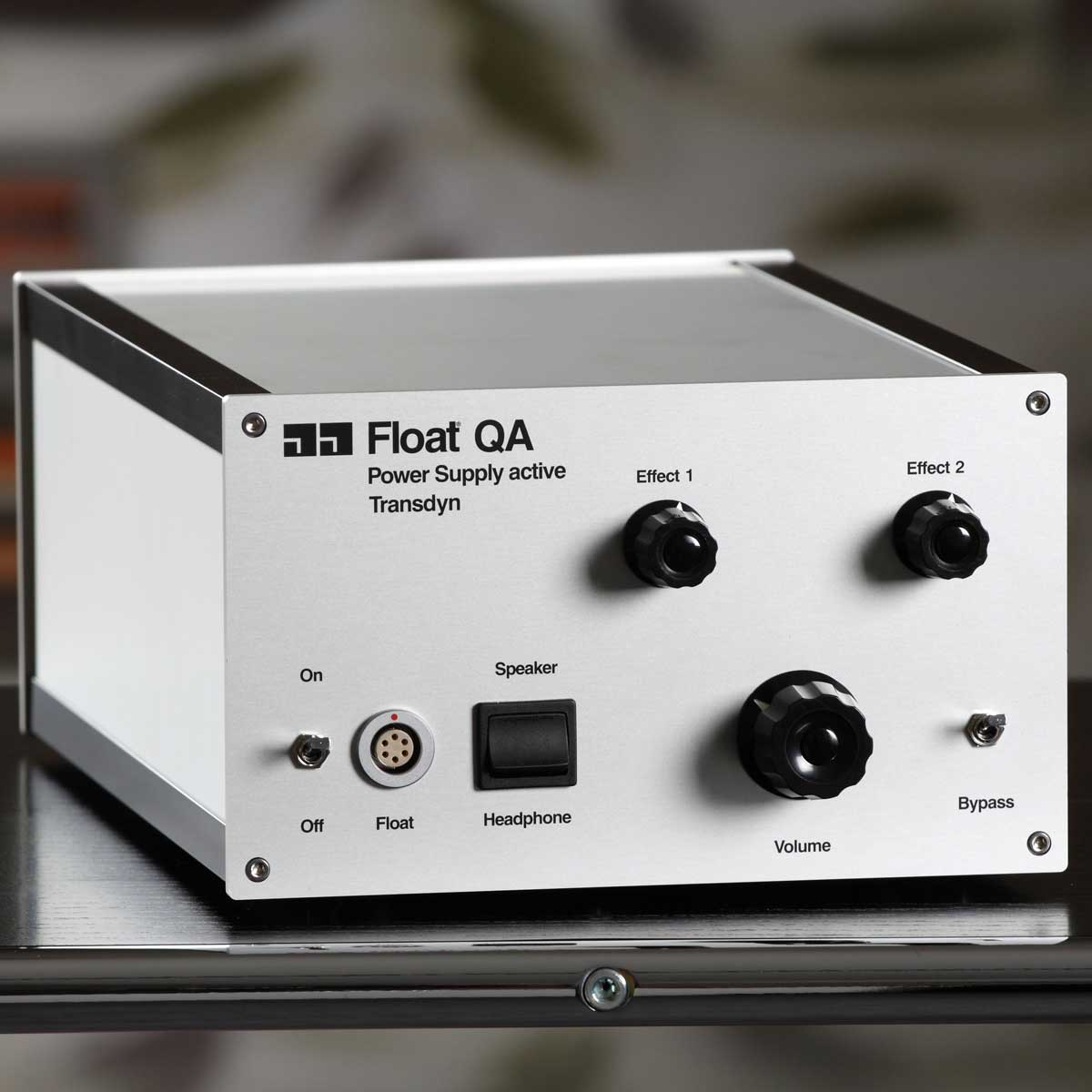 FLOAT QA Power Supply Active Transdyn Amplifier